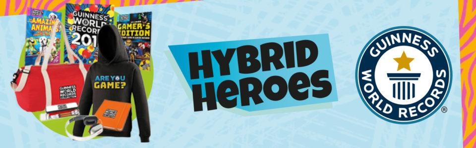 Hybrid Heroes Guinness World Records