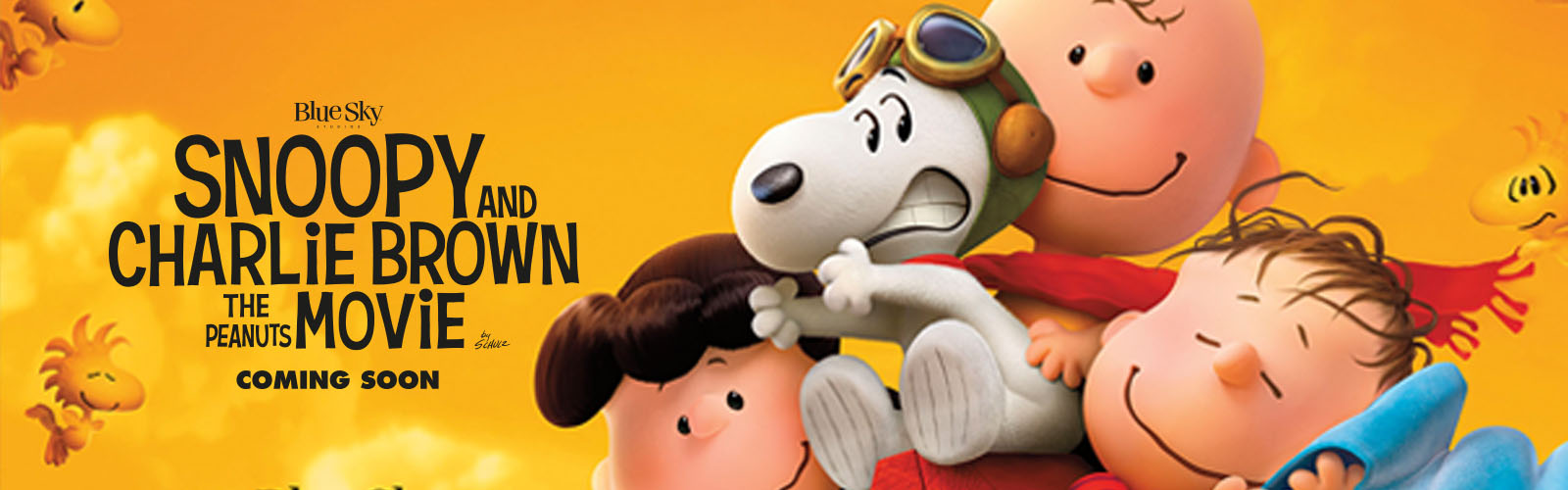 Snoopy and Charlie Brown Movie