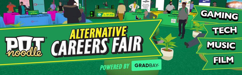 virtual alternative careers fair